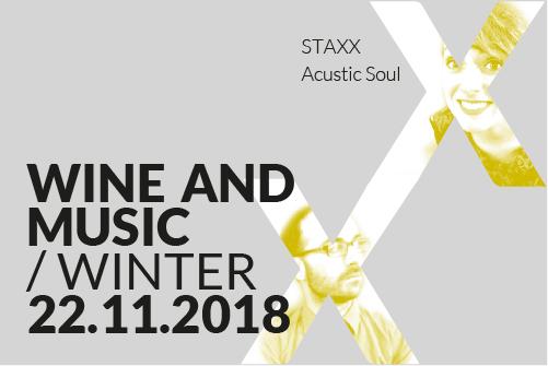 StaXX - Acoustic Soul - Vinoteca Numero Primo - Brindisi