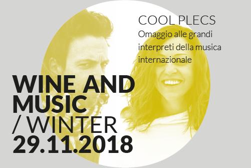 Cool Plecs - Vinoteca Numero Primo - Brindisi