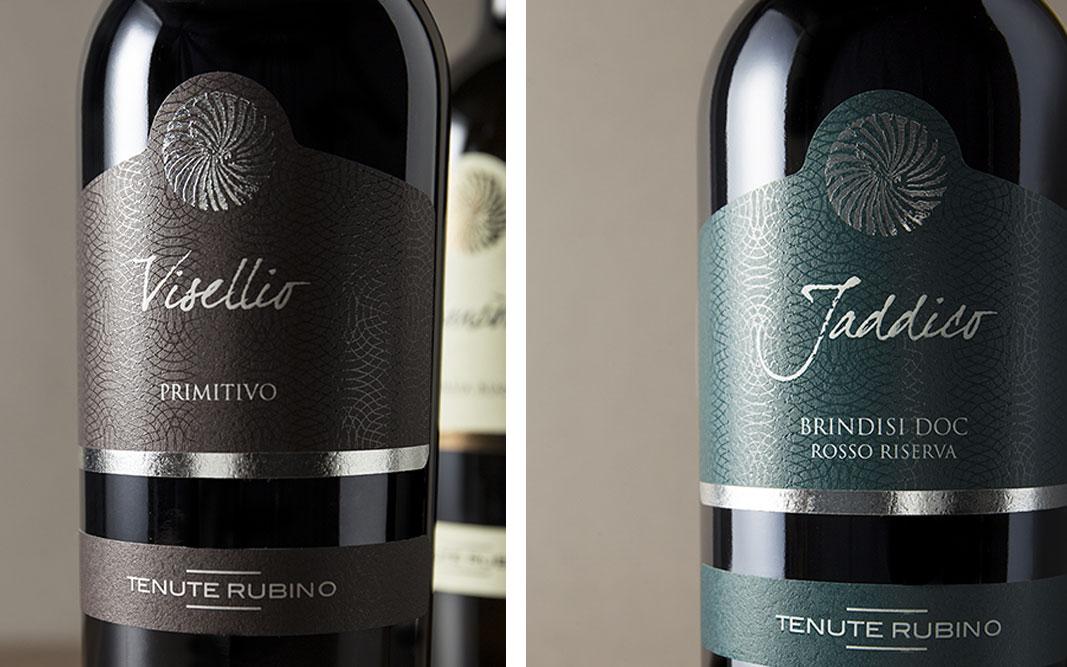Visellio e Jaddico - Vinoteca Numero Primo