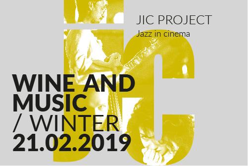 Jic PROJECT / Jazz in cinema | 21 Febbraio