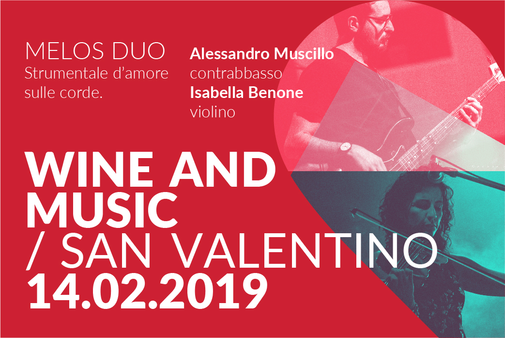 Rassegna Wine and Music San Valentino - Vinoteca Numero Primo