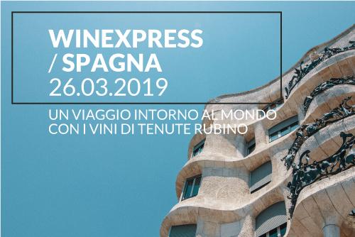 Rassegna WineExpress_Spagna - Vinoteca Numero Primo