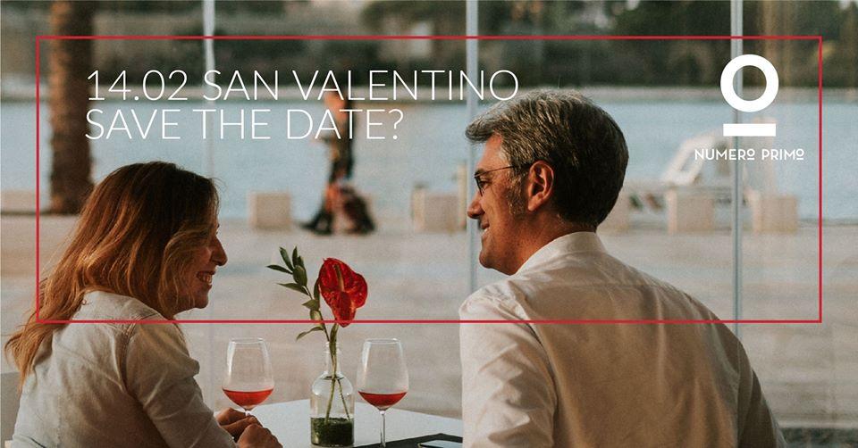 Cena di San Valentino | Un percorso romantico con Oltremé